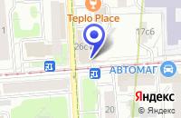 Схема проезда до компании ЛОМБАРД ВЛАНС в Москве