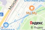 Схема проезда до компании Makfine в Москве