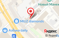 Схема проезда до компании Сельхозпоставка в Москве