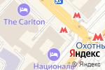 Схема проезда до компании Stock Trade 24 Inc в Москве