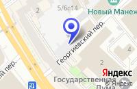 Схема проезда до компании КБ ДОРИС-БАНК в Москве