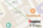 Схема проезда до компании Механосервис-НКМЗ в Москве