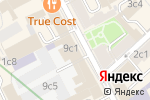 Схема проезда до компании One Pot в Москве