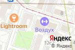 Схема проезда до компании МэйнЭксперт в Москве