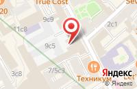Схема проезда до компании Автотрейд в Москве
