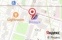 Схема проезда до компании Общество Специалистов Эстетической Дермапигментации в Москве