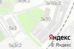 Схема проезда до компании Автостоянка №61 в Москве