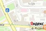 Схема проезда до компании Академия общественной безопасности в Москве