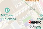 Схема проезда до компании Spices в Москве