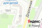 Схема проезда до компании Управа района Чертаново Южное в Москве