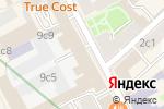 Схема проезда до компании Контрамарка в Москве