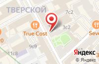 Схема проезда до компании Диамикс в Москве