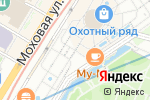 Схема проезда до компании Cake shake в Москве