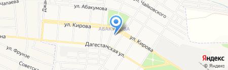 Донецкая общеобразовательная школа I-III ступеней №77 на карте Донецка