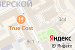 Схема проезда до компании Город-сад в Москве