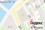 Схема проезда до компании Падва и партнеры в Москве