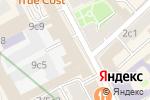 Схема проезда до компании Лицензионный центр в Москве