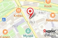 Схема проезда до компании Общество Коллекционеров Современного Искусства в Москве