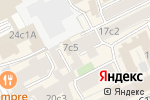 Схема проезда до компании Welovemagic в Москве