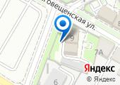 Управление Министерства юстиции РФ по Тульской области на карте