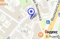 Схема проезда до компании НИИ ПАРАДАЙМ ГЕОФИЗИКАЛ в Москве