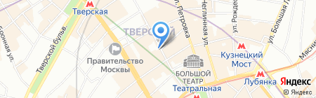 Мос Бизнес Групп на карте Москвы