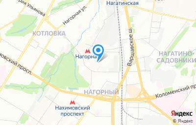 Местоположение на карте пункта техосмотра по адресу г Москва, проезд Электролитный, д 12Б