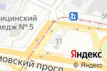 Схема проезда до компании Ека в Москве