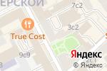 Схема проезда до компании BROW & BEAUTY BAR в Москве