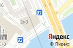 Схема проезда до компании Красное & Белое в Москве