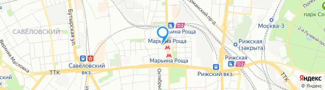 район Марьина роща