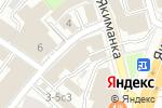 Схема проезда до компании EDS Grouр в Москве