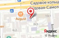 Схема проезда до компании Издательский Дом Современная Экономика в Москве