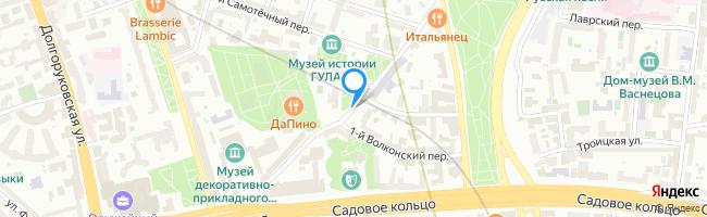 Делегатская улица