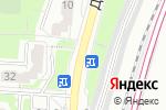 Схема проезда до компании ХИТБУТИК в Москве
