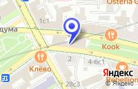 Схема проезда до компании ТФ ВЕЛС И КО в Москве
