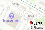 Схема проезда до компании Магазин разливного пива на Отрадной в Москве