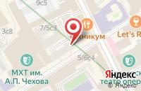 Схема проезда до компании ИНВЕСТИЦИОННЫЙ КРЕДИТНЫЙ БАНК в Дмитрове