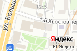 Схема проезда до компании Спецрегионпоставка в Москве