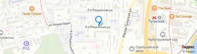 улица Рощинская 3-я