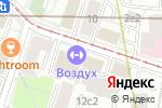 Схема проезда до компании Триумвират консалтинг в Москве
