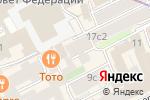 Схема проезда до компании ПреМед в Москве