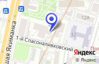 Схема проезда до компании КБ ПРОМБАНК в Москве