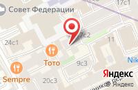 Схема проезда до компании Издательская Компания  в Москве