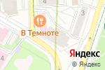 Схема проезда до компании Лоза в Москве