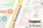 Схема проезда до компании Кофе в авто в Москве
