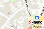 Схема проезда до компании Электронная торговая площадка ГПБ – дочерняя компания ГПБ (ОАО) в Москве