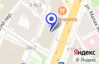 Схема проезда до компании МЕБЕЛЬНЫЙ САЛОН ММС ОБЕКТ в Москве