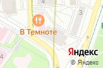 Схема проезда до компании РЕконструкция в Москве