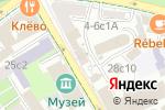 Схема проезда до компании Храм Покрова Пресвятой Богородицы в бывшем Высоко-Петровском монастыре в Москве